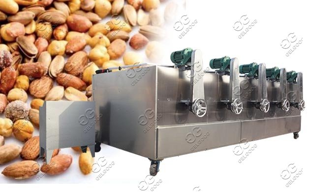 nut roaster machine supplier