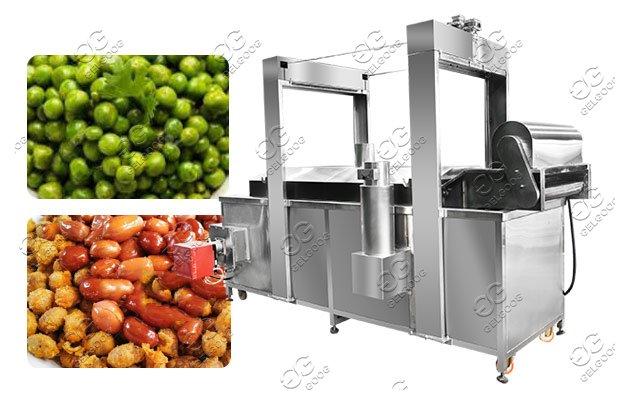 nut frying machine supplier