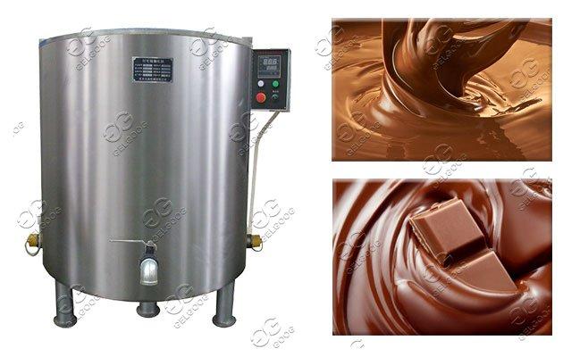 chocolate making machine line