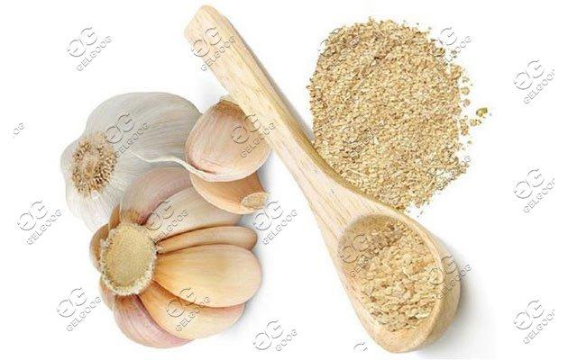 garlic powder making machine price
