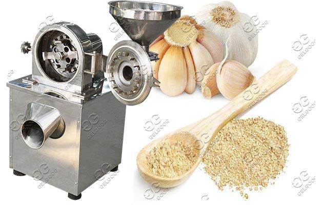 garlic powder machine supplier