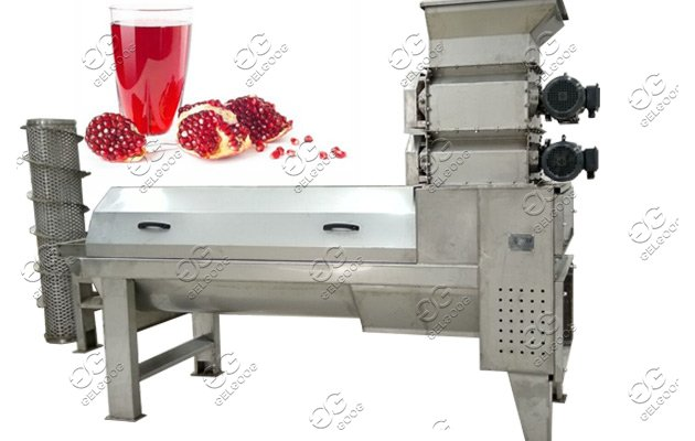 pomegranate seed removing machine