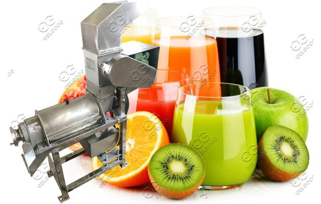 automatic juice extracting machine