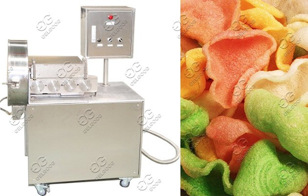 prawn cracker cutting machine