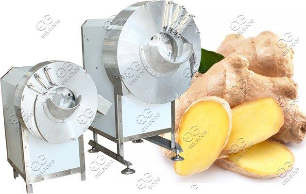 ginger slcies processing line