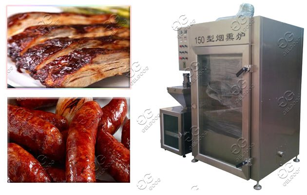 professional smoker oven
