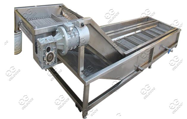 shrimp ice glazing machine