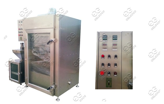 meat smoker oven machine