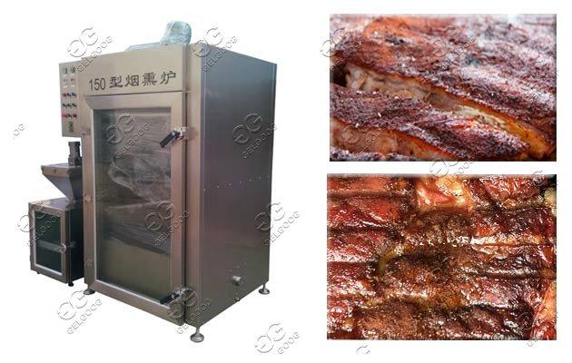 smoking oven machine