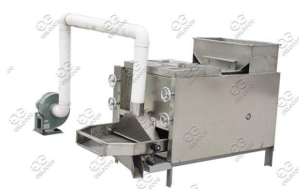 cocoa coffee bean peeling machine