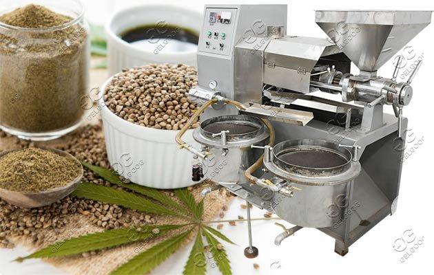 hemp seed oil making machine