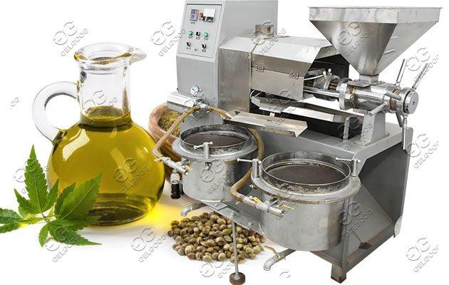 Cannabis Oil manufacturing machine