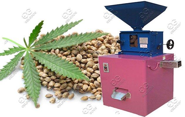 automatic hemp seed oil press