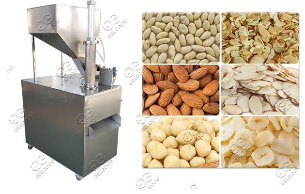 nut slicing machine price