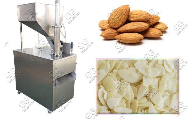 cashew nut slicing machine