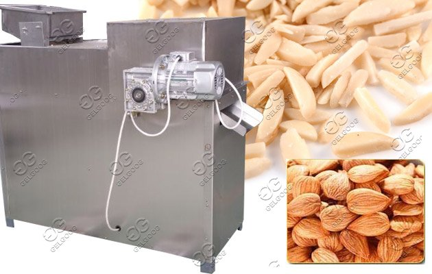 nuts strip cutting machine