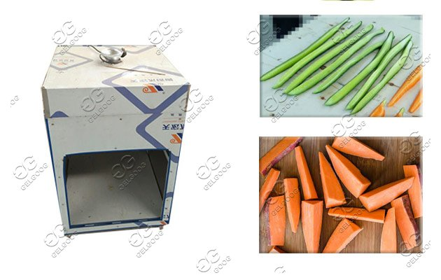 carrot cut flap machine