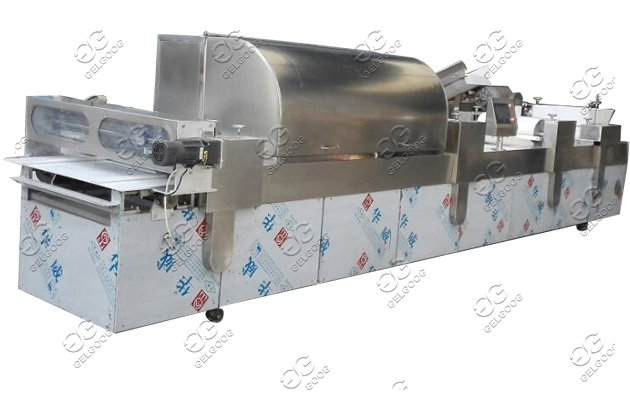 sesame candy cutting and forming machine