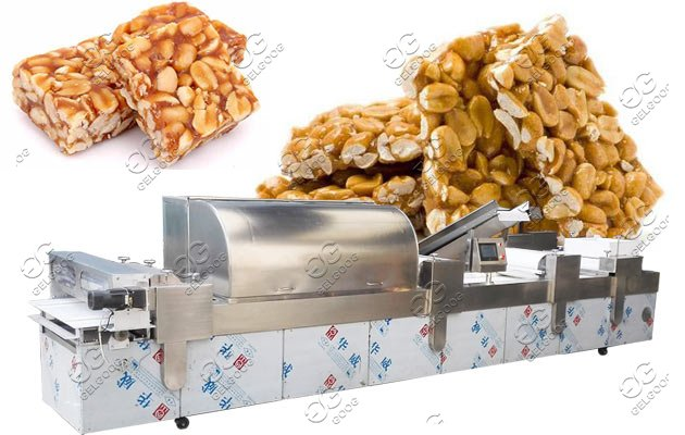 peanut brittle making machine