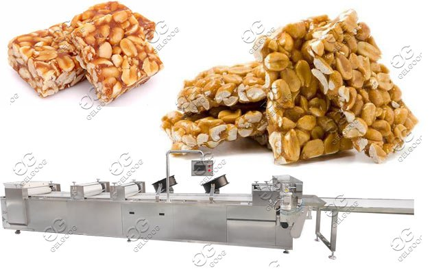 sesame crispy making machine
