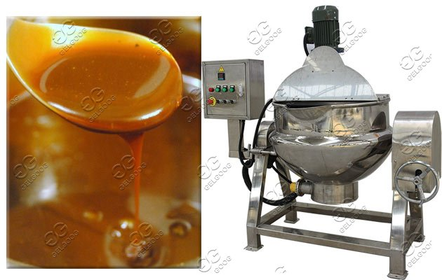 melting syrup making machine
