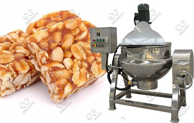 croquant bar packaging machine