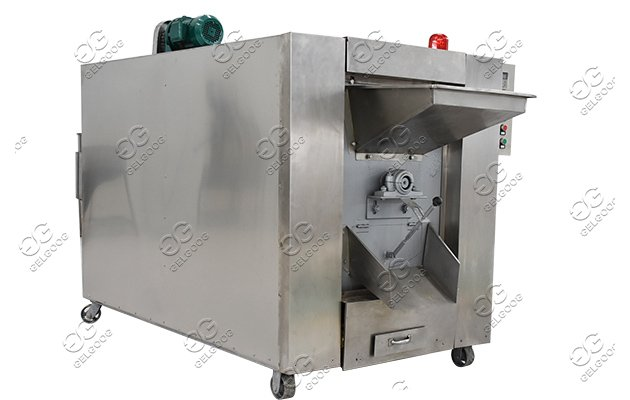 nuts roaster machine