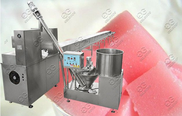 Lump Sugar Making Machine