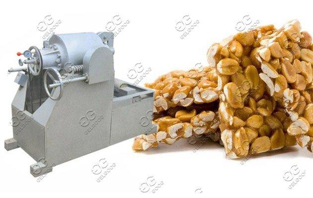 cereal bar prffed machine