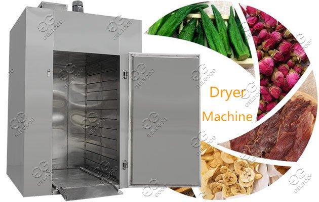 potato jackfruit chips drying machine