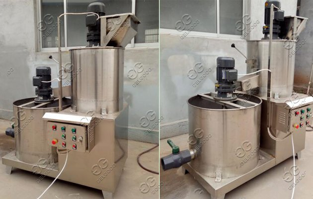 sesame cleaning machine