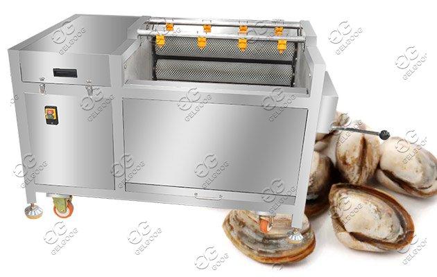 industrial seafood washing machine