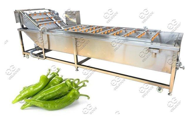 chili washing machine