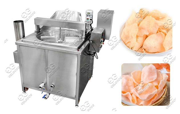 automatic cracker fryer for sale