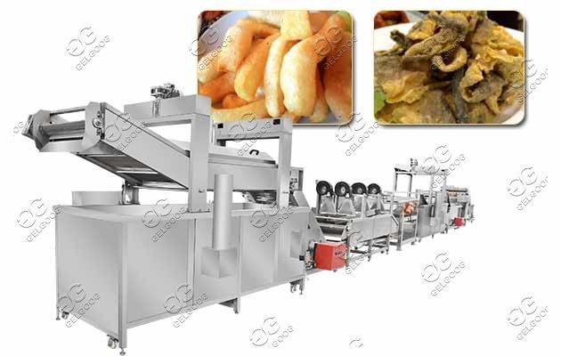 fish frying machine price