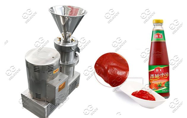 stainless steel tomato sauce machine
