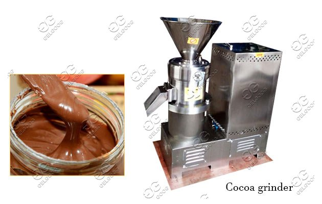 cocoa processing making machine price