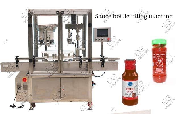 chili sauce filling machine