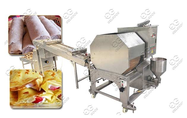 automatic injera making machine supplier