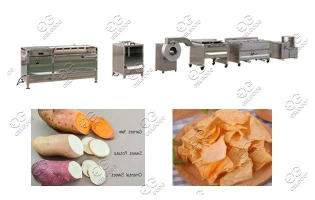yam chips making machine price