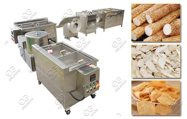 yam chips production line supplier