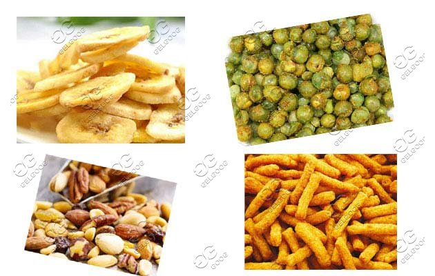 chips flavoring machine price