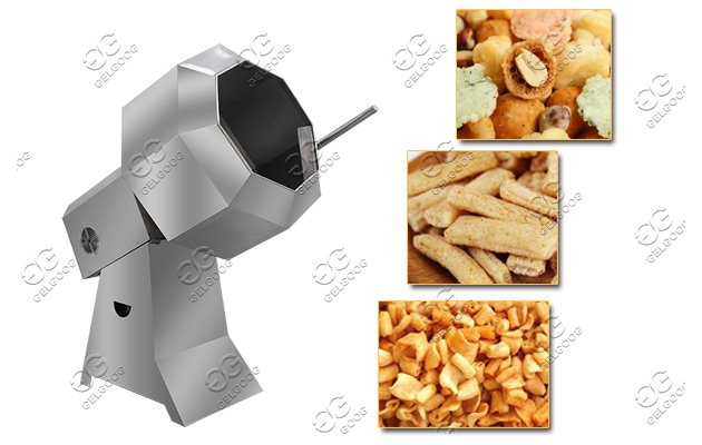 snack flavoring machine supplier
