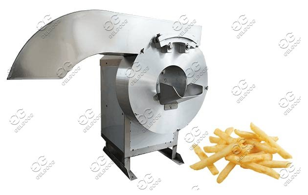 potato french fries machine