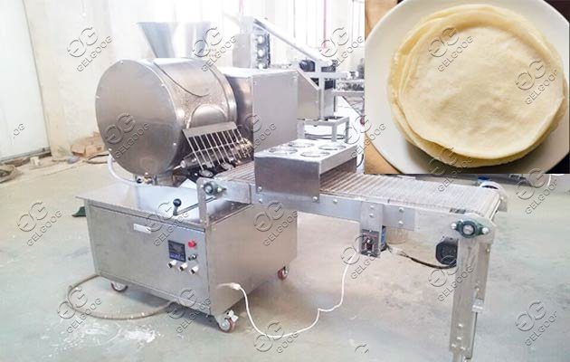 automatic spring roll wrapper production line