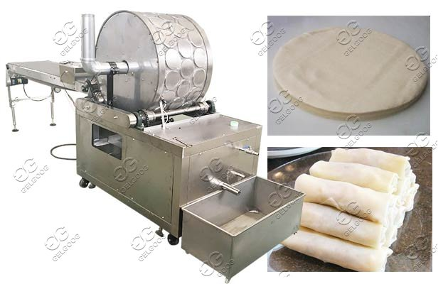 spring roll automatic machine price
