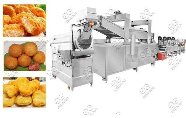 nuggets making machine for sale
