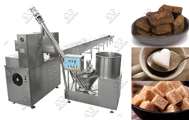 lump sugar making plant