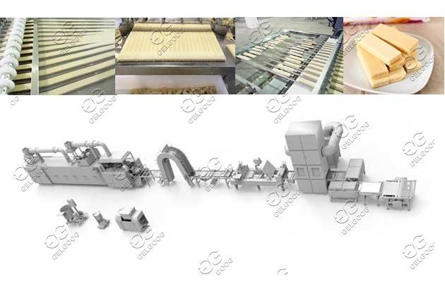 wafer biscuit making plant supplier