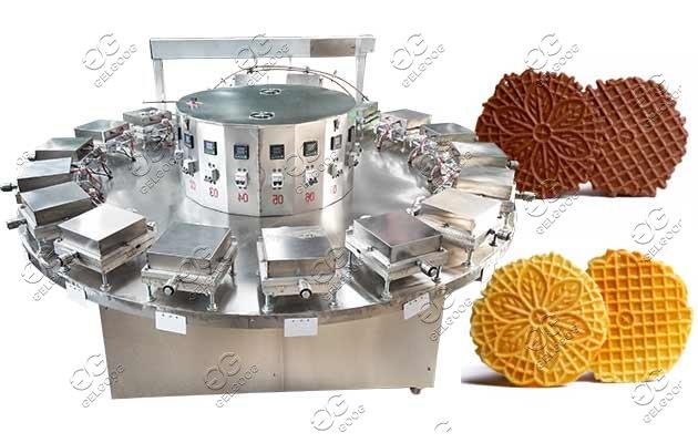 pizzelle baking machine price